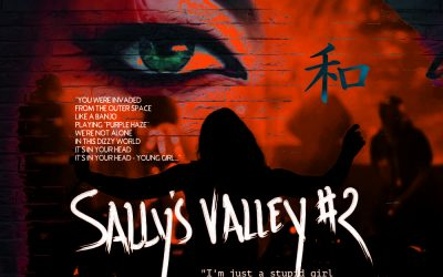 Sally's Valley #2 will premiere on September 7th 2019