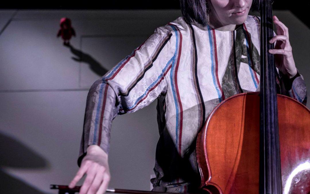 """The play """"Pigen fra langt borte"""" will premiere friday 16.02.18 at Teamteatret, Herning, DK"""
